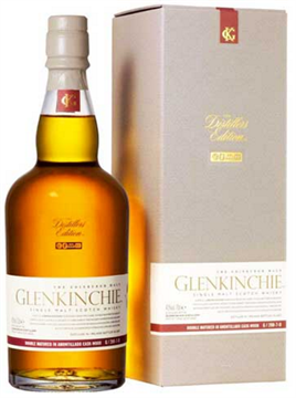 Glenkinchie Single Malt Scotch Distiller Collection